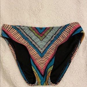 Hobie Two piece halter swim suit
